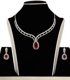 Buy Design no. 12.1228....Rs. 5200 necklace-set online