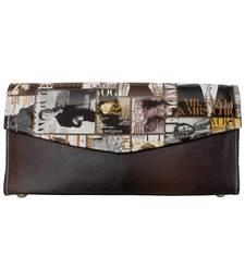 Classy Cross Body Brown Bag