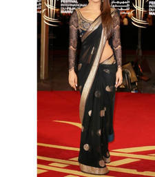 Buy Priyanka Chopra Indian Traditional Bollywood Designer Partywear saree, Fancy Saree priyanka-chopra-saree online