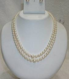 Buy pearl set Necklace online