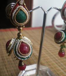 Buy Jhumki Earrings-05079 jhumka online