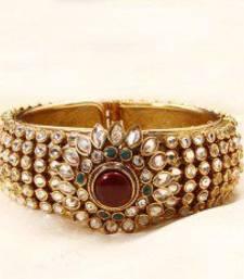 Buy Kundan Kada bangles-and-bracelet online