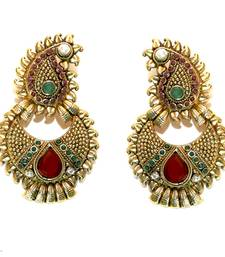 Buy Red-Green Spinel danglers-drops danglers-drop online