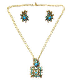 Buy Turquoise Spinel necklace-sets necklace-set online