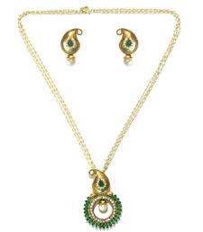 Buy Green Spinel necklace-sets necklace-set online
