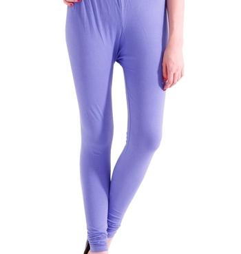 Buy dee fashion house lilac cotton lycra legging online for Housse lycra