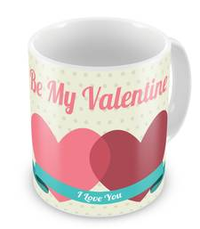 Buy Be My Valentine Cute Designer Graceful Coffee Mug other-home-accessory online