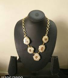 Buy GREY Onyx necklaces Necklace online