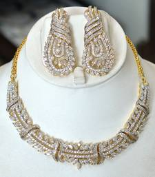 Buy Marquise Single Necklace necklace-set online