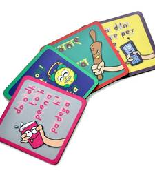 Buy Mummy Ki Zubani Quotes 4 Tea Coasters Mothers Gift table-mats-and-runner online