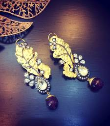 Buy Leaflife Earings danglers-drop online