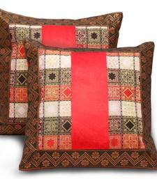 Buy Sanganeri Traditional Design 2Pc Cushion Cover Set other-home-furnishing online