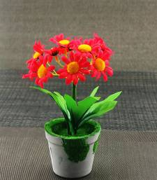 Buy Artifical Flower With Pot thanksgiving-gift online