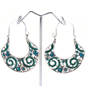Sparkling Beads Studded Earrings