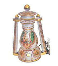 Buy Marble decorative lantern table-lamp online