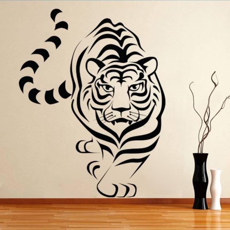 Buy Tiger Wall Decals Online