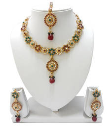 Buy Gokru Neckless Set necklace-set online