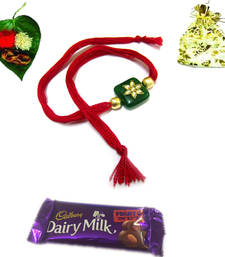 Buy Express delivery On Rakhis rakhi-with-chocolate online