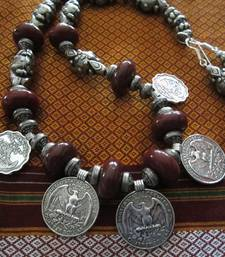 Buy Ethnic necklace set Necklace online