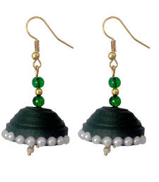 Buy Green danglers-drops danglers-drop online