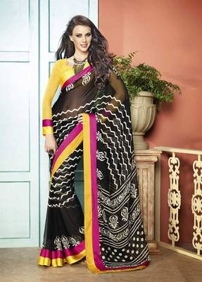 Valehri Party Wear Wedding Saree with Blouse