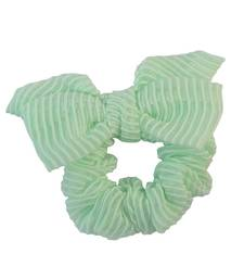 Buy Green Fabric Hair Rubber Band for Women Other online
