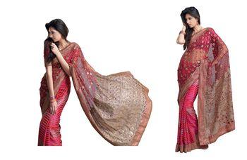 Designer Indian Sari SimSim 7002