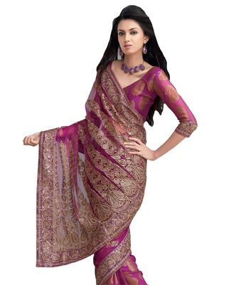Designer Indian Sari SimSim 7003 A