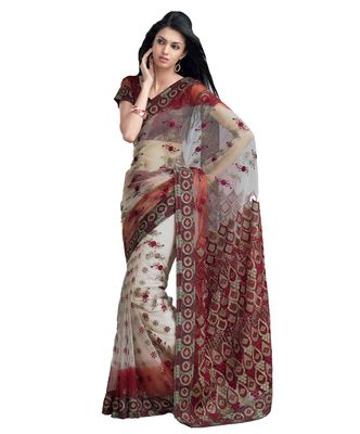 Designer Indian Sari SimSim 7015 A
