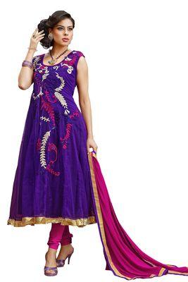 Party Wear Dress Material Fanz1005