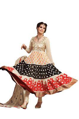 Party Wear Dress Material Nene6004