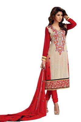 Party Wear Dress Material Upvan761