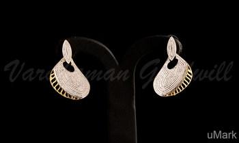 best earrings online vger 806