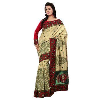 Elegant Designer Sari 6001D