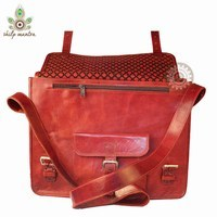 Laptop Handmade Leather Bags