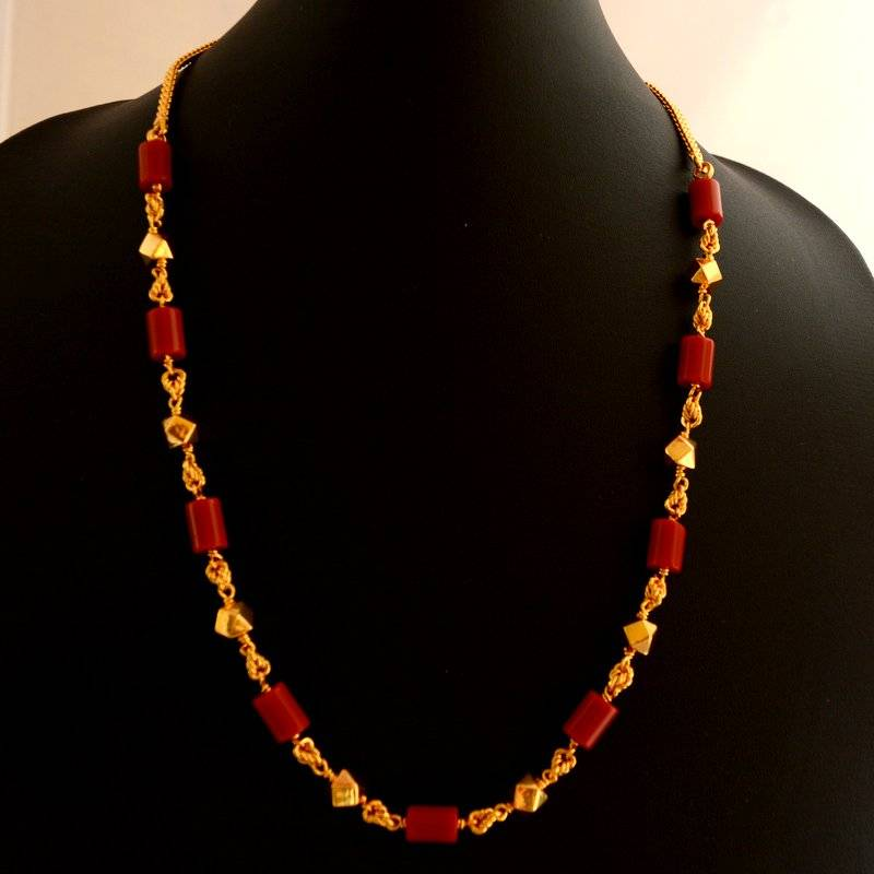 Necklaces - 5000+ Latest Necklace Designs Online at Mirraw