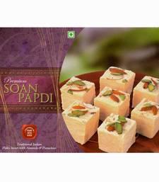 Buy Delicious Bikaneri Fresh Soan Papdi Mithai Deepawali Gift 118 sweet online