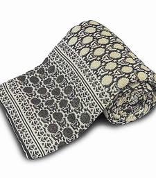Buy Famous Jaipuri Style Cotton Single Bed Razai Quilt Diwali Gift 106 razai online