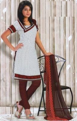 Crepe dress material elegant designer unstitched salwar suit d.no RG1026