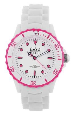 Colori-Summer White Pink