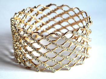 designer stone bangle