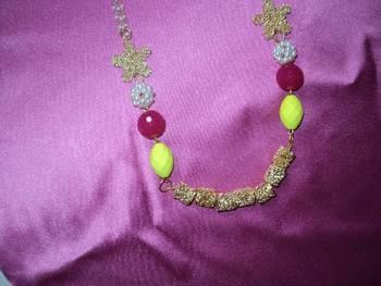fancy neckpiece
