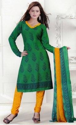 Dress Material Crepe Designer Prints Unstitched Salwar Kameez Suit D.No SJ1215