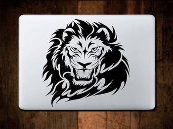 Lion_laptop_decal