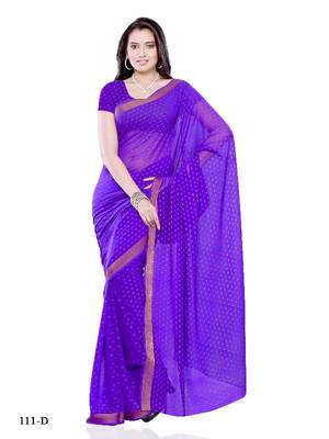 Exquisite Party Wear Saree by DIVA FASHION- Surat