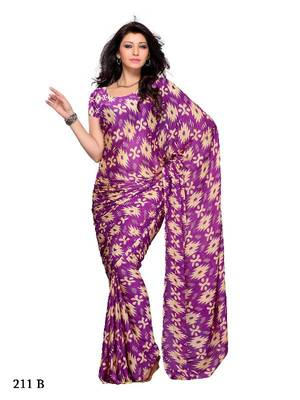 Endearing Festival/Party Wear Designer Saree by DIVA FASHION-Surat
