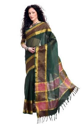 ISHIN Cotton Multicolor sarees MFCS-Azra