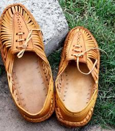 Buy Lace Kolhapuri Boat Shoe footwear online