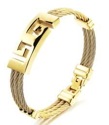 Buy Gold metallic mens accesories birthday-gift online