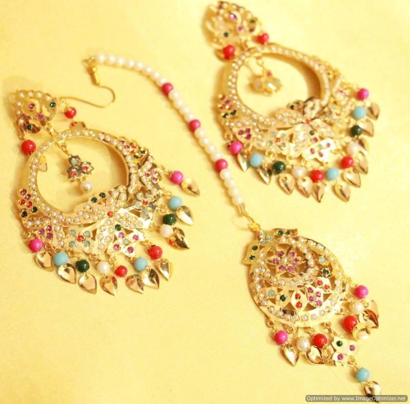 Jadau earrings online gambling revenues worldwide